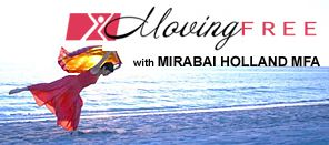 Moving Free with Mirabai logo1 Fashion Flash May 20th, 2013