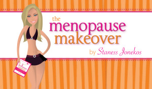 menopause makeover logo Fashion Flash May 20th, 2013