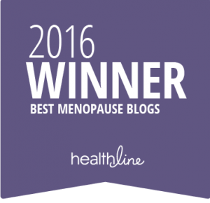 2016 Best Menopause Blog