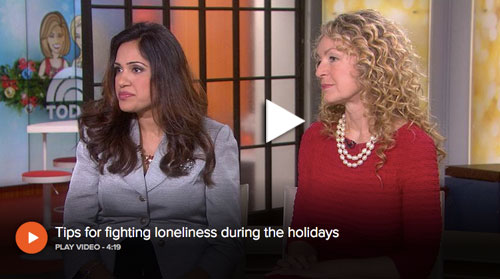 Today: Tips for Fighting Lonliness