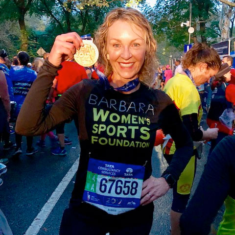 NYC Marathon and aging gracefully