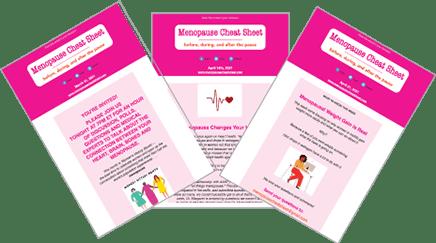 Menopause Cheat Sheet
